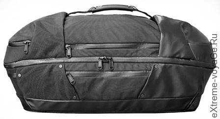 Сумка-рюкзак производится из нейлона плотностью 900 денье