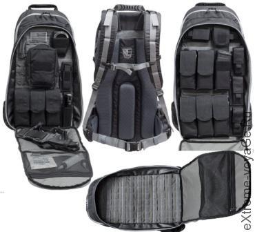 Навеска в тактическом рюкзаке Stealth