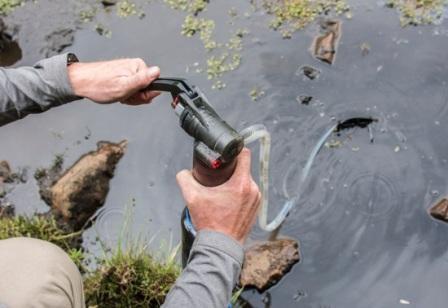 Универсальный походный очиститель воды MSR Guardian