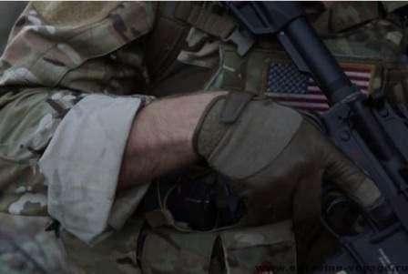 Прочные штурмовые перчатки Arcteryx Assault Glove FR