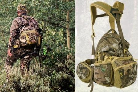 Новые поясничные охотничьи рюкзаки Browning Billy
