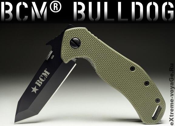 Тактический складной нож Emerson BCM Bulldog Knife