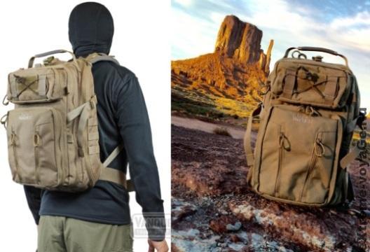 Супер прочный рюкзак-органайзер Vanquest Falconer-27