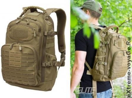Прочный однодневный рюкзак Pulse 24-Hour Backpack