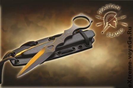 Боевой нож спецназа США Spartan Blades CQB Tool