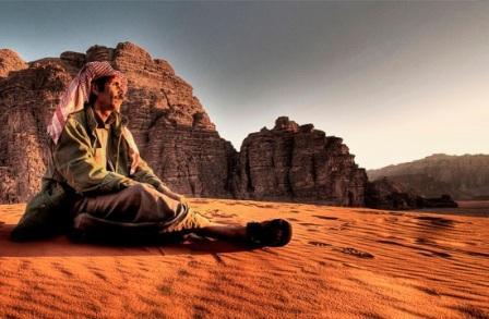 Перегрев, обессоливание и обезвоживание в пустыне