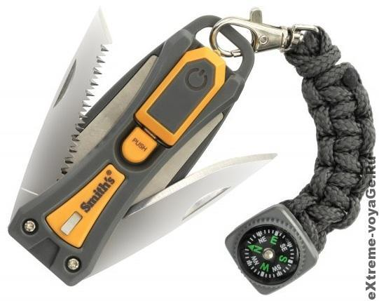 Edgesport 10-N-1 Smiths Survival Multi-Tool