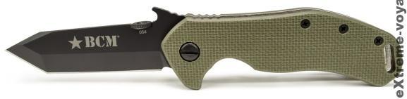 Боевой нож BCM Bulldog Knife складного типа