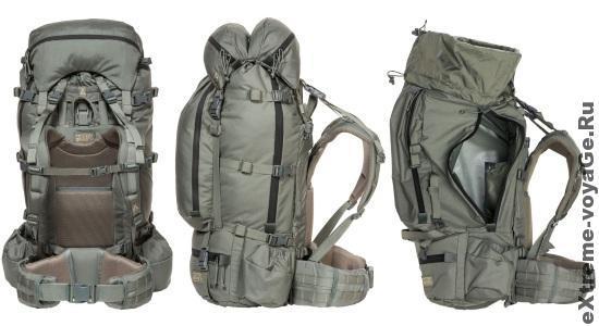 110-литровый рюкзак Nice Marshall