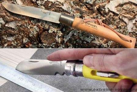 Opinel-knife