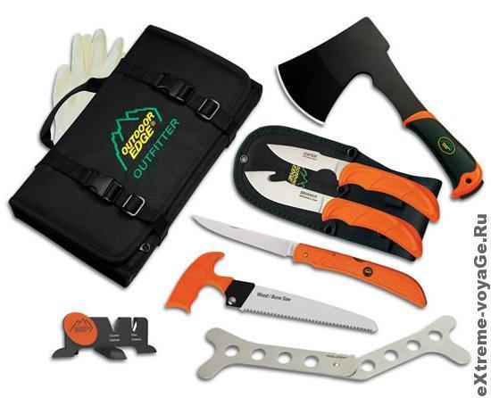 Набор инструментов охотника Outdoor Edge OutFitter