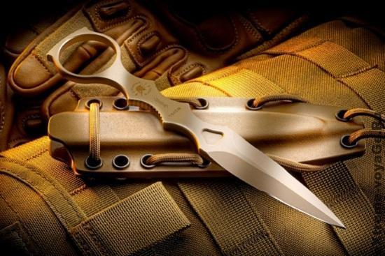 Spartan Blades представила боевой нож спецназа CQB Tool