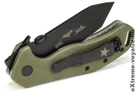 Складной нож для ножевого боя BCM Bulldog Knife