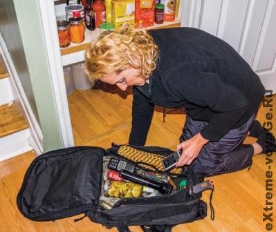 Собираем тревожный чемоданчик