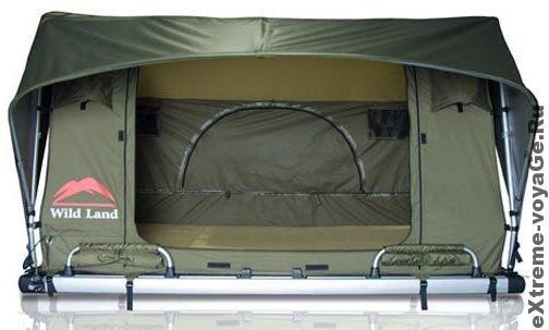 Палатка для автомобильных экспедиций Q-Yield Pathfinder 4x4