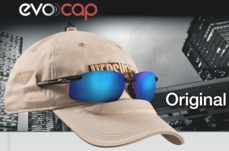Универсальный головной убор для очков EvoCap