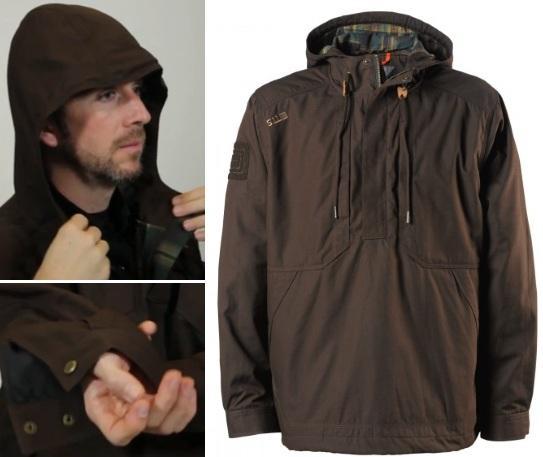 5.11 Tactical Taclite Anorak Jacket