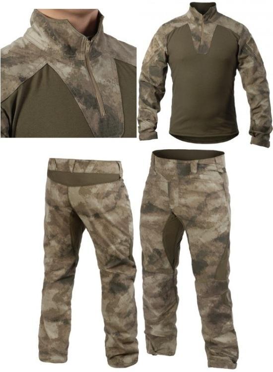 Учебный камуфляжный костюм для армии Specops MCS-1