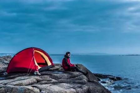 Легкая и прочная 2-местная палатка Hilleberg Niak 1.5