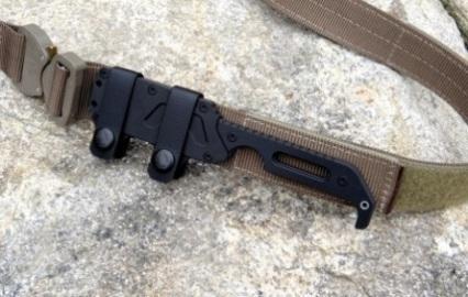 Боевой нож спецназа для скрытого ношения Kryptos K1