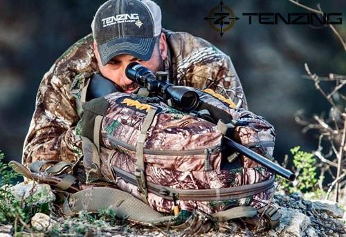 Охотничий рюкзак и огневая точка Tenzing TTSP14