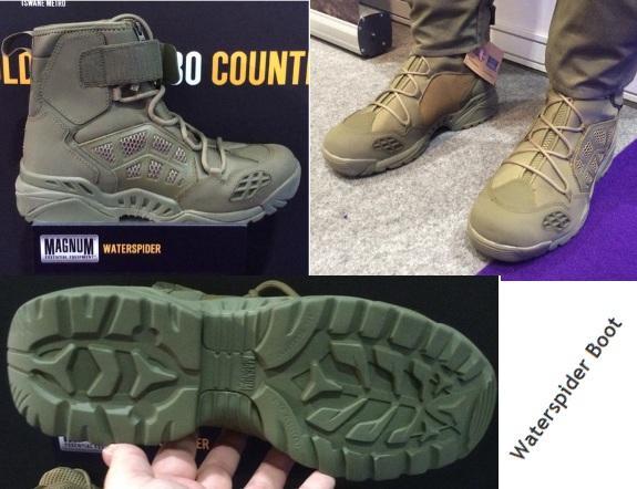 Обувь для морского спецназа Magnum WaterSpider