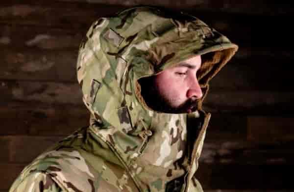 Камуфляжная куртка для выживания Booth Jacket