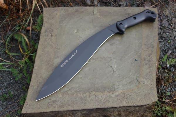 Непальский боевой нож-кукри Ka-Bar Becker Reinhardt