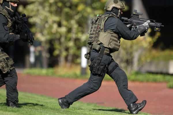 Высокие тактические ботинки Reebok ZigKick Tactical