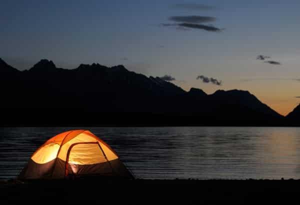 Как выбрать место для палатки (лагеря, убежища)