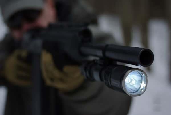 Виды и применение подствольных фонарей