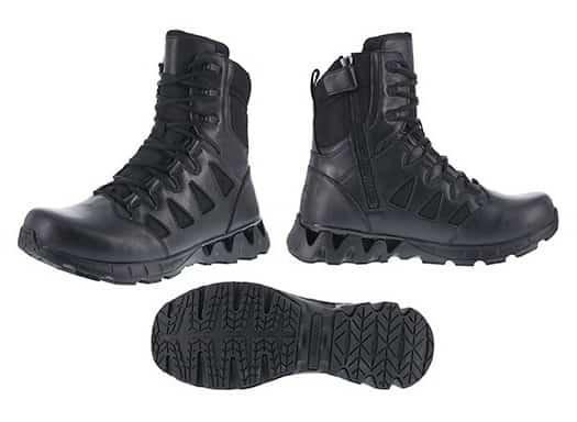 тактические ботинки ZigKick Tactical с высоким берцем