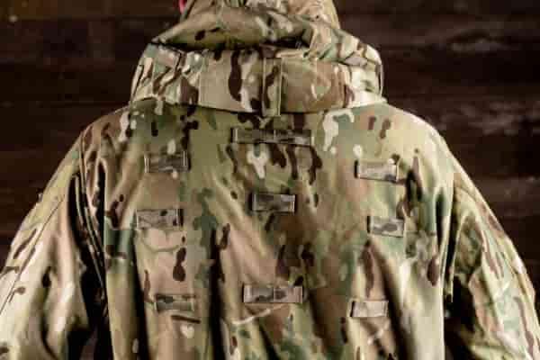 Охотничья куртка камуфляж Booth Jacket