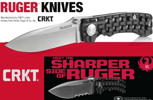 Линейка ножей для охоты, боя и выживания CRKT Ruger