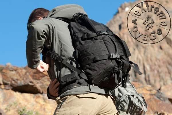 Рюкзак-универсал для жестких миссий FAST Pack EDC 2015