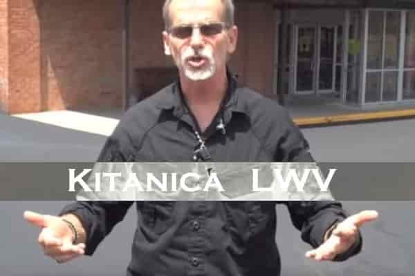 Дыщащие рубашки для шерифов и егерей Kitanica LWV