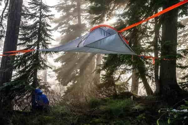 Подвесная двухместная палатка Tentsile Flite