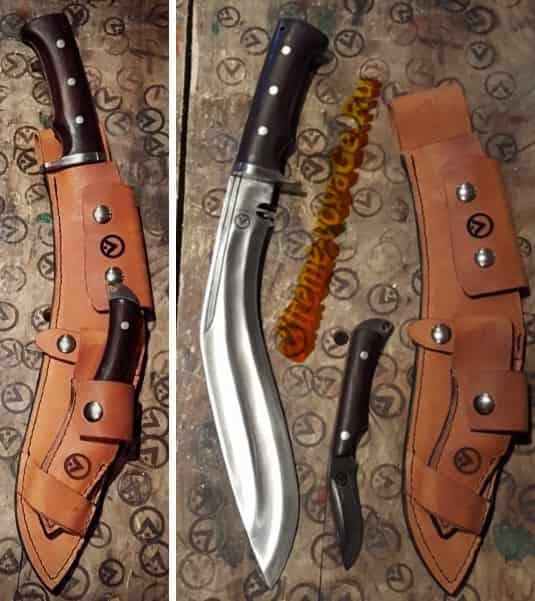 Набор ножей для выживания BCX Bushman Khukri