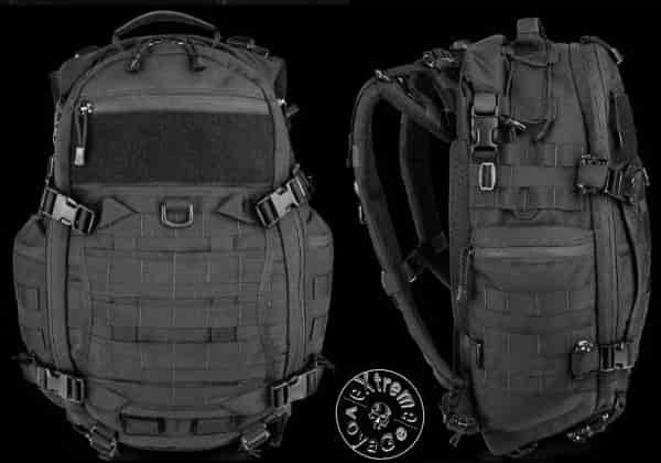 Крепления на рюкзаке FAST Pack EDC 2015