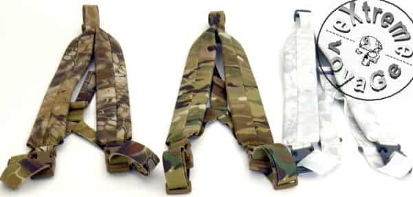 Варианты слинг-рюкзака Biathlon Rifle Sling