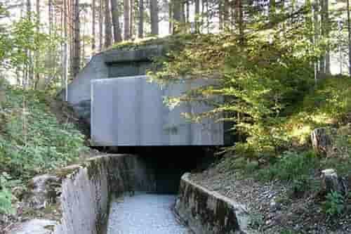 Культурный бункер Angebauter Tarnrucksack