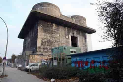 Убежище-электростанция Energy Bunker