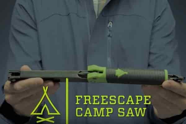 Раскладная походная пила Gerber Freescape Camp Saw