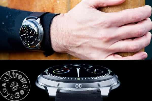 Подводные часы с масляным циферблатом Ressence Type 5