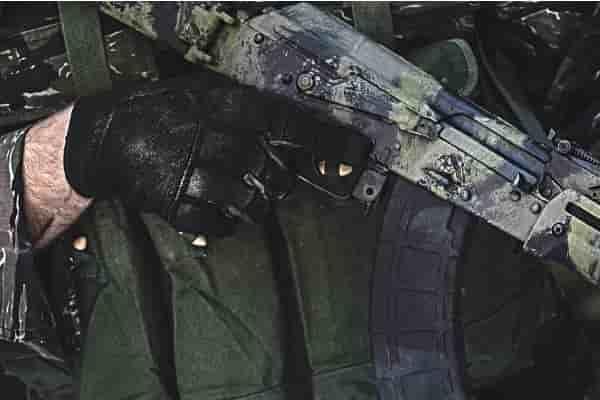 Технологичные патрульные перчатки Magpul Core Patrol