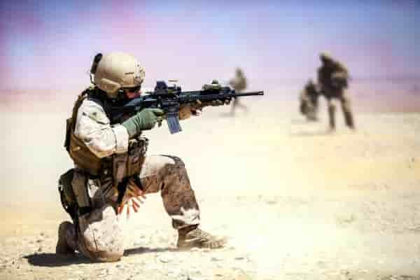 SHOT Show 2016: тактические ботинки Reebok Spearhead US