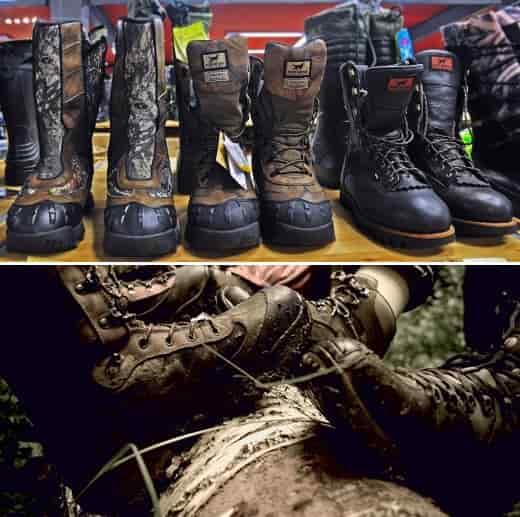 Как выбрать и купить походную обувь в Интернете