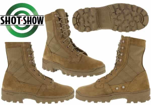 Туристические охотничьи ботинки Reebok Spearhead US