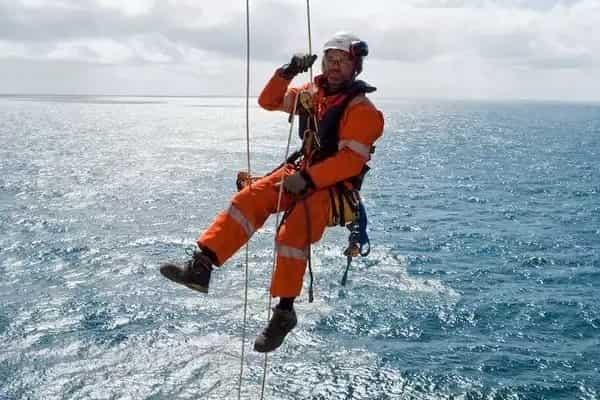 Использование и особенности спасательных веревок