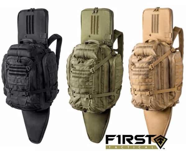 Цветовые варианты тактического рюкзака Specialist
